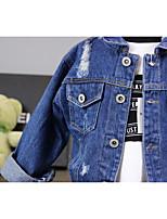 Unisex Solid Suit & Blazer Long Sleeve