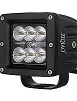 ziqiao 18w вел свет работы бездорожье внедорожный лампы сув привели лодку света для Ford F150 F250 тягача водить вождения свет лампы