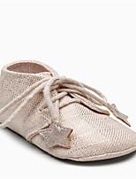 Для детей Дети На плокой подошве Удобная обувь Полиуретан Весна Лето Повседневные Удобная обувь На плоской подошве Белый Синий Розовый2,5