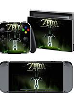 B-Skin®  The Legend of Zelda Cover sticker For Nintendo Switch Novelty Portable