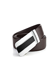 Men's Alloy Waist Belt,Casual Velcro