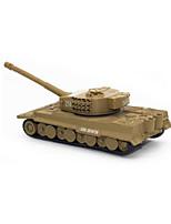 Military Vehicle Pull Back Vehicles 1:32 Metal Plastic Yellow