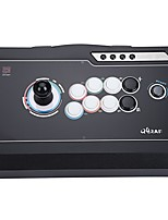 QANBA Q4RAF LED 2-IN-1 Arcade Fighting Stick D-input  /  X-input  /  Android Compatible