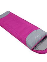 Sleeping Bag Rectangular Bag Single 8 Hollow Cotton 210X75 Camping Traveling Breathability Portable