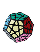 Rubik's Cube Smooth Speed Cube Magic Cube Transparent Sticker Anti-pop Adjustable spring