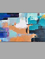 Handmade Oil Painting Color Abstract Picture Wall Art Home Decor Stretched Framed Ready To Hang SIZE50*100cm
