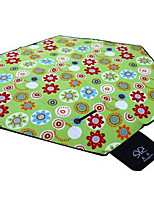 Moistureproof/Moisture Permeability Camping Pad Green Blue Camping Spring Summer Autumn Winter PVC