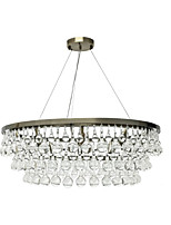 Chandelier ,  Traditional/Classic Electroplated Feature for Designers Metal Dining Room Hallway