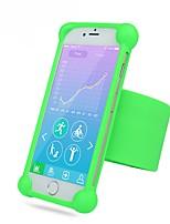 Armband Phone/Iphone Green Gray Black Orange