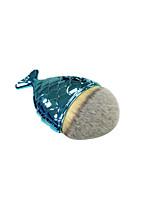 1 Pinceau Fond de Teint Autre Pinceau Pinceau en Nylon Professionnel Voyage Ecologique Portable Plastique Visage Œil Autres