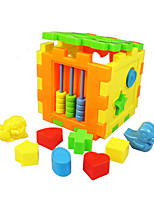 Building Blocks For Gift  Building Blocks Leisure Hobby Circular 8 to 13 Years Toys