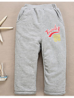 Boys' Casual/Daily Solid Pants-Cotton Summer Spring