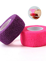 1PCS Manicure Take Off Nail BandageRandom color