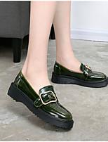 Women's Boots Comfort Leather Casual Flat Heel