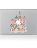 For MacBook Air 11 13/Pro13 15/Pro With Retina13 15/MacBook12 Tower Decorative Skin Sticker