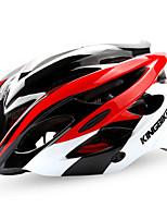 Sports Unisex Bike Helmet 27 Vents Cycling Cycling One Size PC Green Red Blue Purple Orange