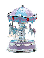 Music Box Toys Model & Building Toy Novelty Plastic
