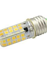 5W Led E27 Silicone Corn Bulb SMD5730 Chandelier Lighting AC110V 120V  480Lm Warm/Cool White (1 Piece)