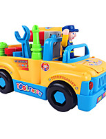 Vehicle Playsets Model & Building Toy Car ABS Plastic