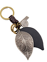 Key Chain Key Chain Black Silver Metal