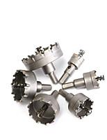 22-65mm Satz Hartmetallhalter hochwertiger Edelstahlschneider Metallreibahmerbohrer