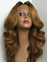 hot!!! 9A T1B/27 Wave Style Glueless Lace Front Wigs With Baby Hair 100% Brazilian Virgin Hair Wigs for Black Woman