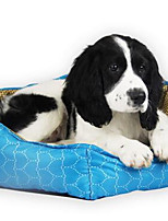 собака кровать животное коврики&подушечки мягкие коричневый нейлон хлопок