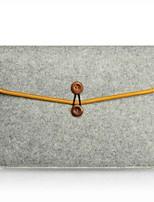 Envelope saco de notebook para macbook air 11.6 13.3 macbook pro com retina 13.3 / 15.4