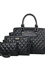 Women PU Casual Office & Career Bag Sets