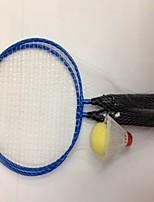 Raquettes de Badminton Stabilité Alliage de fer Une Paire × 2 pour Extérieur Utilisation Exercice Sport de détente