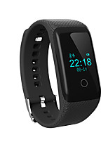 Smart Watch - SODIAL(R)Bluetooth 4.0 Smart Watch Wristband Health Bracelet Sport Sleep Fitness Tracker