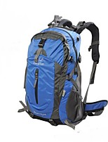 40 L Hiking & Backpacking Pack Backpack Multifunctional Green Red Blue