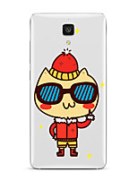 For  Xiaomi  Mi 4  Mi 5Transparent Pattern Case Back Cover Case Cartoon Soft TPU for  Mi 5s Plus  Mi 5s Mi 4s Mi 3
