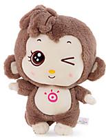 Stuffed Toys Model & Building Toy Monkey