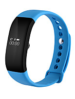 Smartband 0.66'' OLED Heart Rate Monitor Bluetooth 4.0 IP68 Waterproof Smart Wristband Bracelet for IOS Android Phone