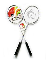 Raquettes de Badminton Faible résistance de l'air Durable Une Paire pour