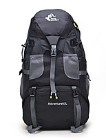 50 L Rucksack Climbing Leisure Sports Camping & Hiking Rain-Proof Dust Proof Breathable Multifunctional