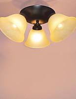 Montage du flux ,  Contemporain Traditionnel/Classique Peintures Fonctionnalité for LED Style mini Designers MétalChambre à coucher Salle