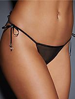 einfarbig Besonders sexy Höschen Slip-Elasthan