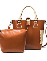 Women PU Formal Casual Outdoor Office & Career Professioanl Use Bag Sets