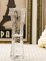 1 pcs Large Transparent Glass Vase