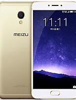 MEIZU MX6 32g M685Q silver support OTA 5.5 pulgada Smartphone 4G ( 4GB 32GB Deca Core 12 MP )