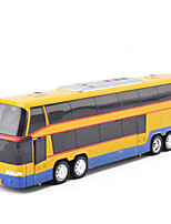 Pull Back Vehicles Model & Building Toy Bus Metal