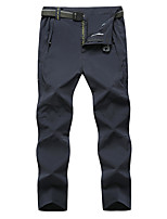Homme Pantalon/Surpantalon Camping / Randonnée Respirable Printemps Eté Automne Hiver Gris foncé Noir Kaki clair-SPAKCT®