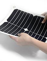Carregador de bateria solar solar do painel solar para o usb exterior 13w 5.5v