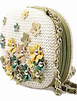 Women Straw Casual Outdoor Shoulder Bag
