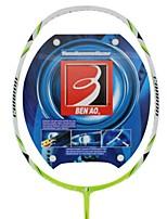 Raquetes para Badminton Durabilidade Estabilidade Fibra de Carbono Um Par × 2 para Espetáculo Praticar Esportes de Lazer