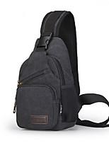 Men Canvas Casual Sling Shoulder Bags
