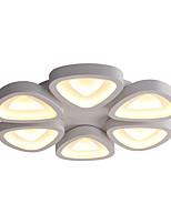 צמודי תקרה ,  מודרני / חדיש צביעה מאפיין for LED מתכת חדר שינה חדר אוכל חדר עבודה / משרד חדר ילדים