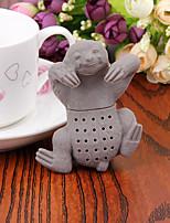<50 ml Silicona Colador de té , Hacer cafe Fabricante Manual